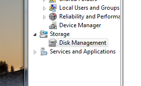 disk Management
